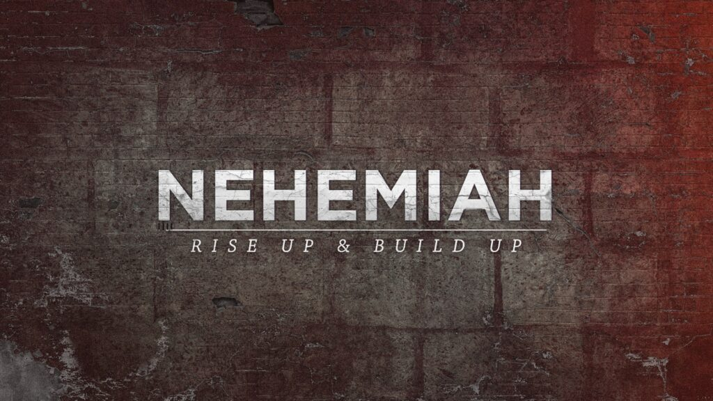 Nehemiah Rise Up And Build Up-Subtitle