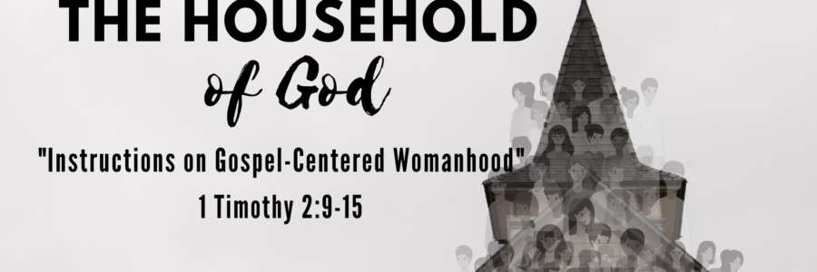 Instructions on Gospel-Centered Womanhood