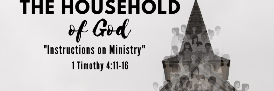 Instructions on Ministry